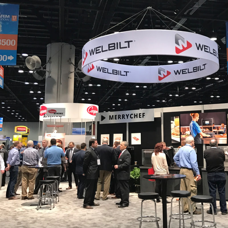 We are proud to have been part of Welbilt's journey to bring innovation to the table