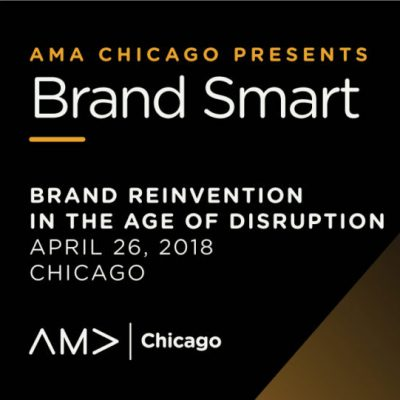 Brand Smart 2018: Brand Reinvention in the Age of Disruption
