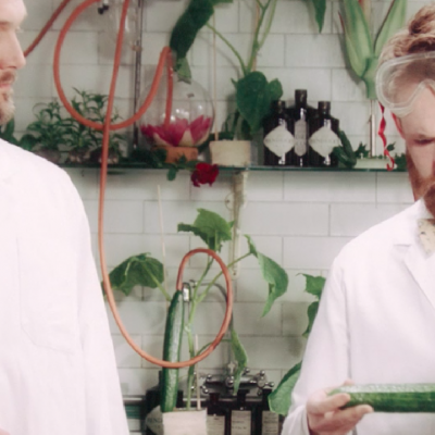 How We Used Sentient Cucumbers To Drive Gin Sales