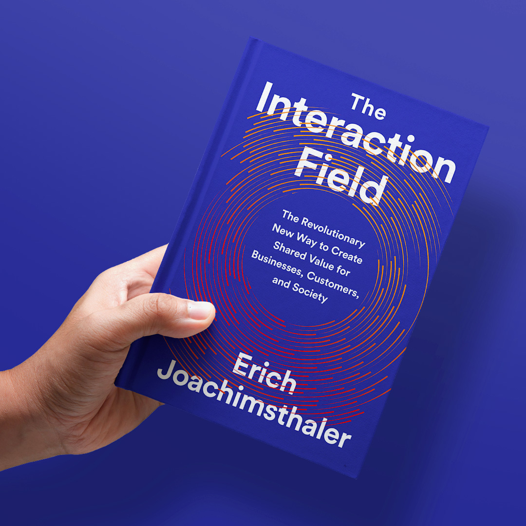 """The Interaction Field"" Book Launch Week Highlights"